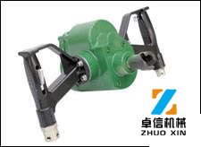 ZQS-35/1.6S型气动手持式帮锚杆钻机