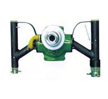 ZQS-50/1.6S型气动手持式帮锚杆钻机