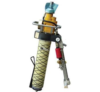 MQT-85/2.0型气动锚杆钻机