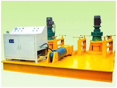 WGJ300型液压冷弯机