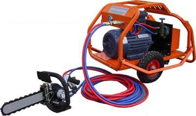 JYL-6/5000矿用液压链条锯