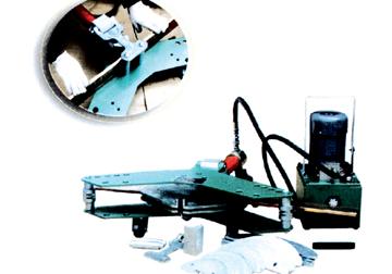 DWP电动液压弯排机