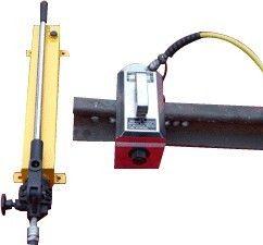 YQA分体式液压钢轨开孔器