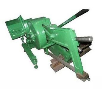 MQ-50型气动锯轨机