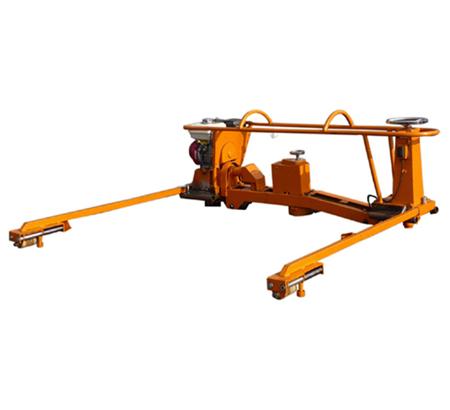 NMG-4.9型内燃轨形磨轨机
