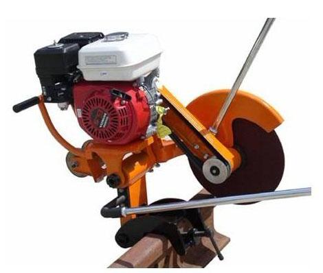 NQG-6.5内燃锯轨机