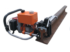 NZK-I型内燃钢轨钻孔机