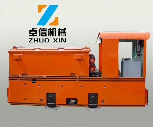 XK5T蓄电池电机车