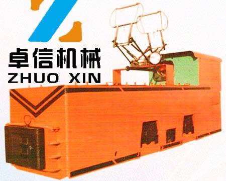 ZK6吨架线式工矿电机车