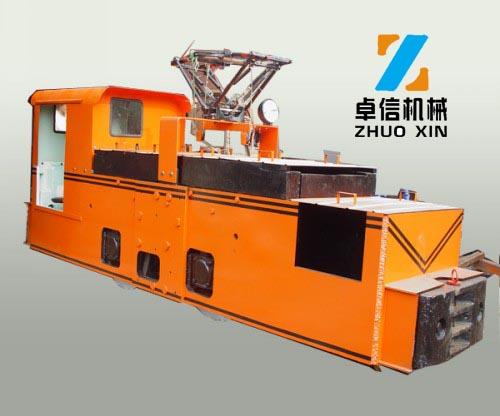 ZK10窄轨架线式电机车