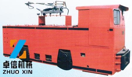 ZK14窄轨架线式电机车