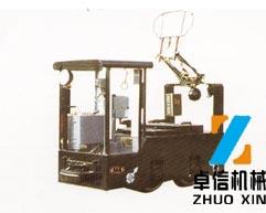 ZK1.5T窄轨架线式电机车