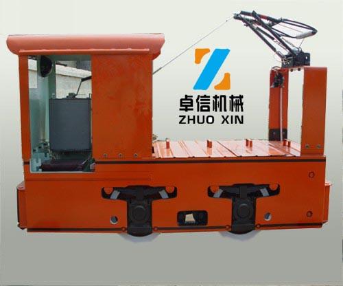 ZK3窄轨架线式电机车