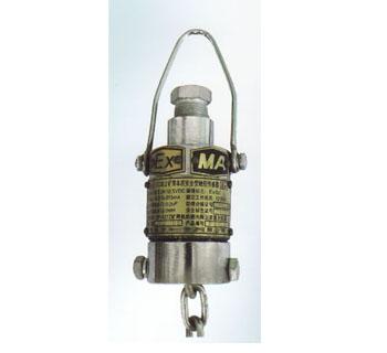 GWH5矿用热释感温传感器