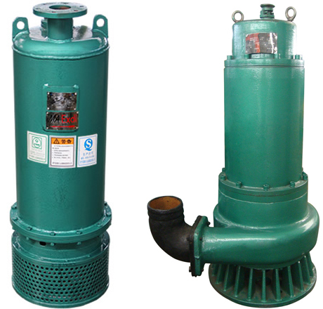 18.5KW隔爆型排污排沙潜水电泵