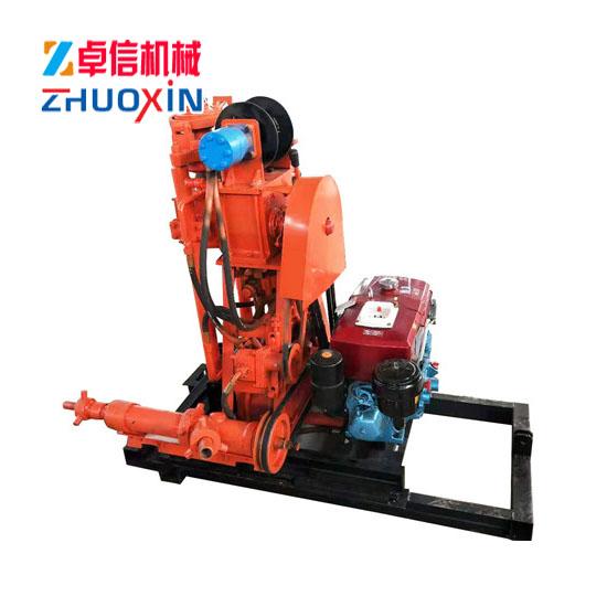 YQZ-50A型液压轻便钻机