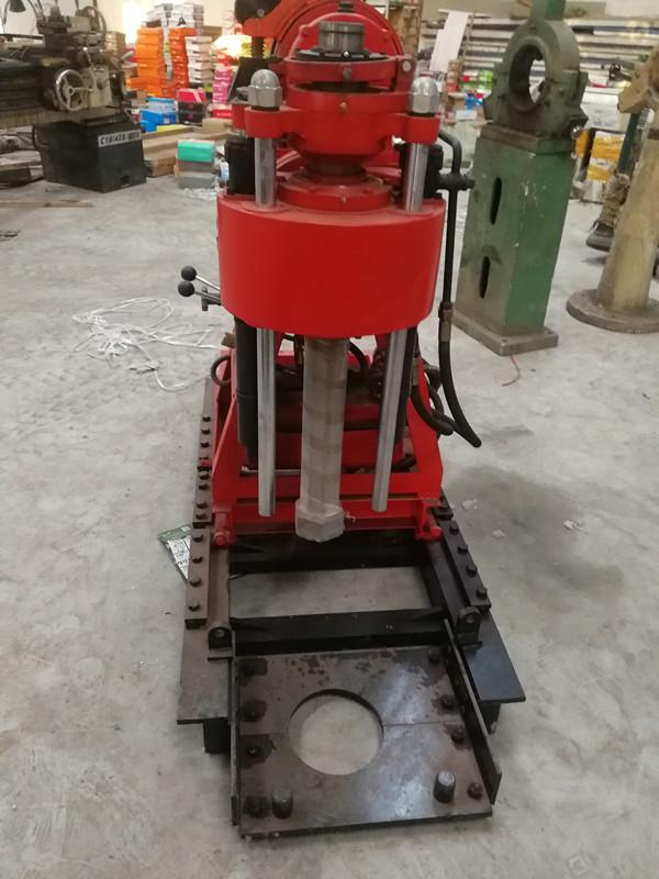 XY-100液压钻机