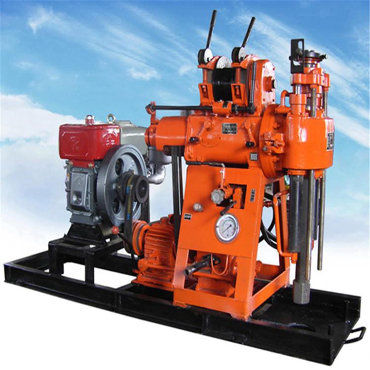 XY-100液压水井钻机