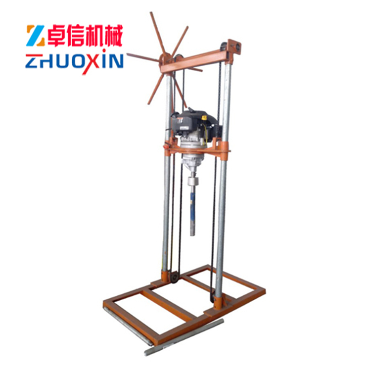 QZ-1A型两相电轻便取样钻机
