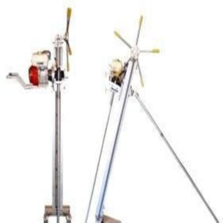 QZ-2CS型卷扬机款汽油机轻便取样钻机