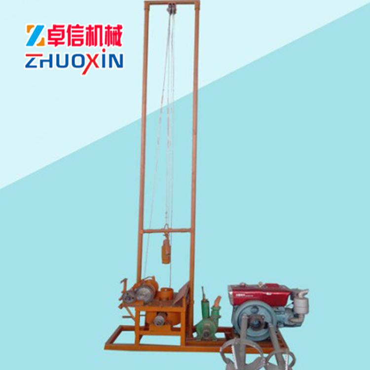 QYJ-300柴油龙门式打井机