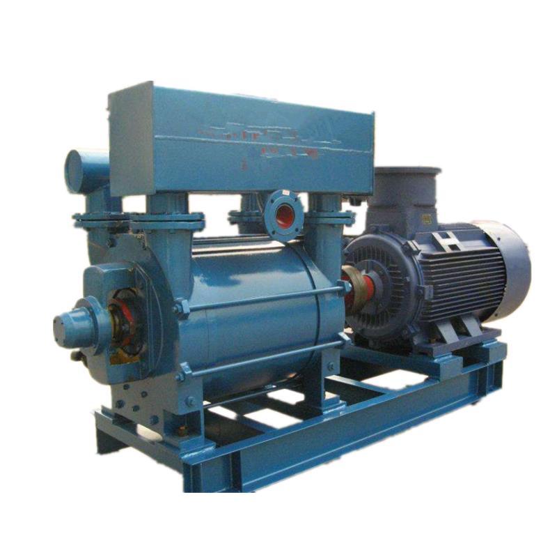 W-300往复式真空泵、往复式机械真空泵