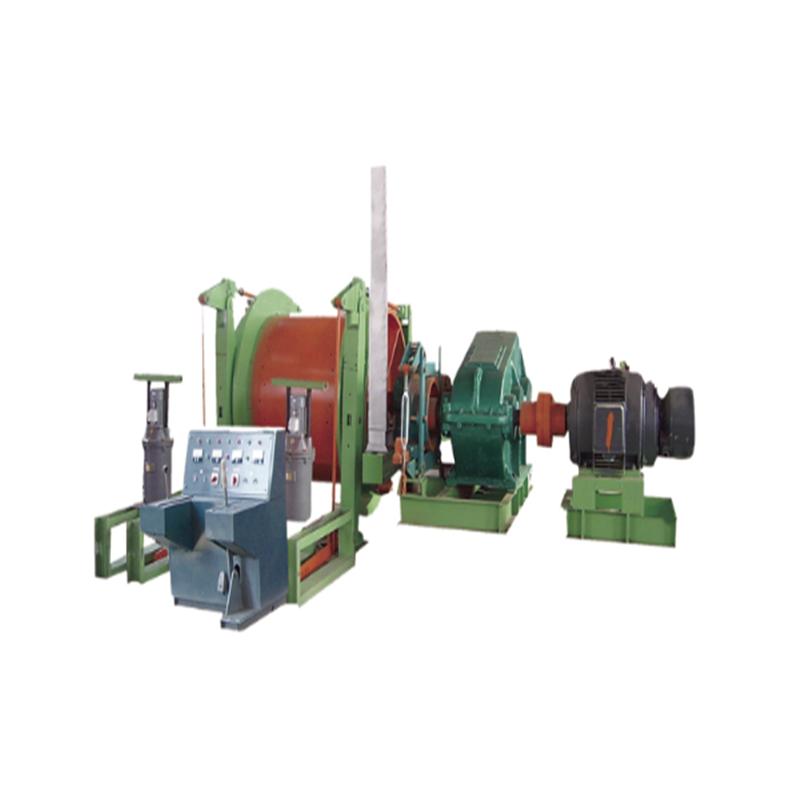 2JTK型鸿运官网欢迎您提升绞车、整体式、JTK型矿