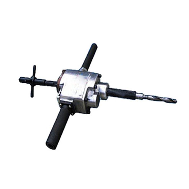 ZK19气动轨道钻、矿用轨道气钻供应、