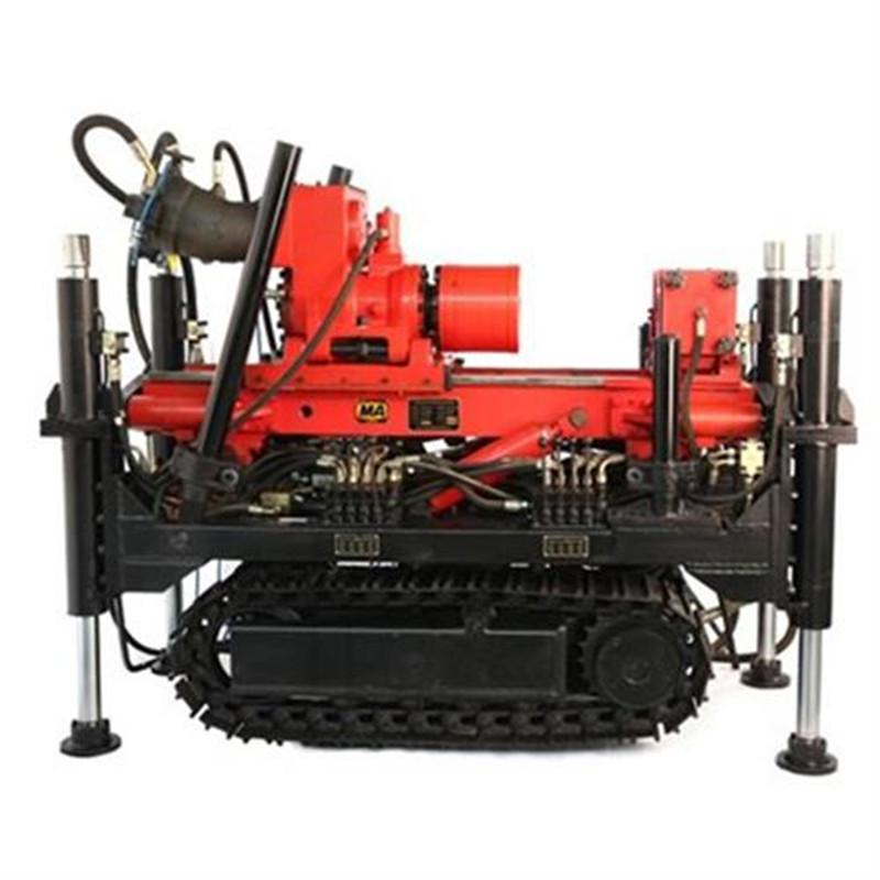 ZDY4000L型煤矿用履带式全液压坑道钻机