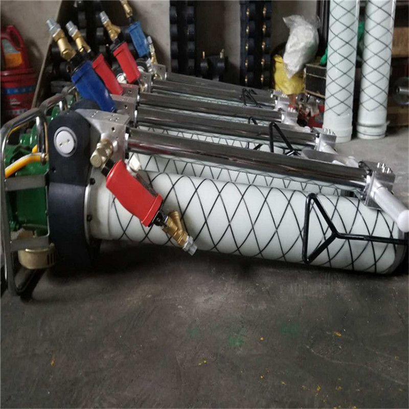 KMQTB-130/2.9气动支腿式帮锚杆钻机、