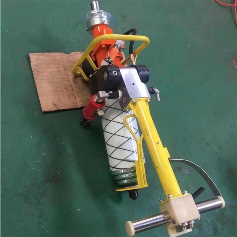 气动支腿振动式帮锚杆鸿运在线安卓版、KMQTB-130/