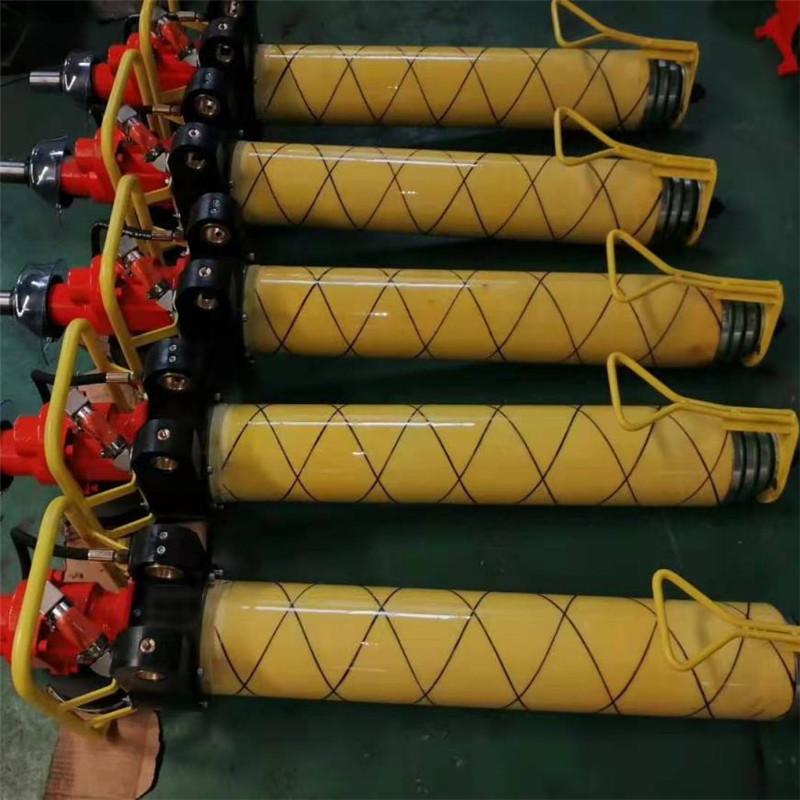 KMQTB-130/3.2气动支腿式帮锚杆钻机、
