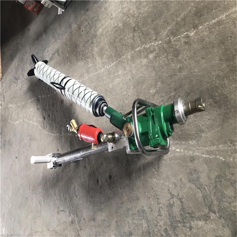 KMQTB-130/4.0气动振动支腿式帮锚杆钻