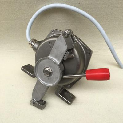 AS-LS350手动耐酸碱双向拉绳开关